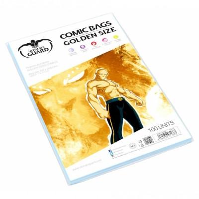 Bandes Dessinées Pochettes Comics - Golden Size - Ultimate Guard (par 100)