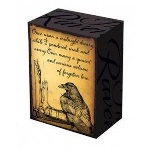 Boites de rangement illustrées Accessoires Pour Cartes Deck Box Legion - Raven - BOX026 - ACC