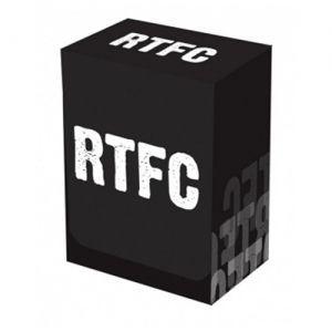Boites de rangement illustrées  Deck Box - RTFC
