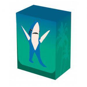 Boite de rangement illustrée  Deck Box 100+ - Shark  - Serenety