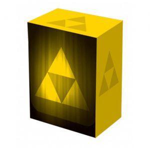 Boites de rangement illustrées  Deck Box - Triforce