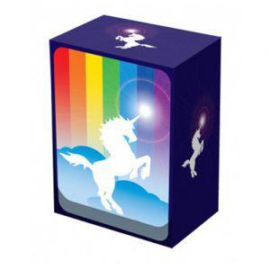 Boites de rangement illustrées  Deck Box - Unicorn