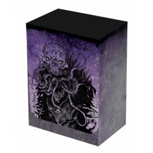Boites de rangement illustrées  Deck Box - Night is Dark