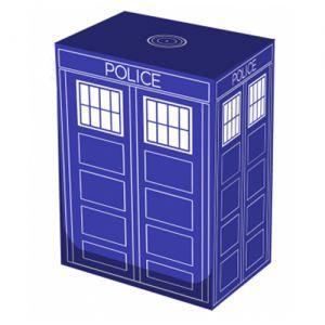Boites de rangement illustrées Accessoires Pour Cartes Deck Box Legion - Police  - BOX061 - ACC