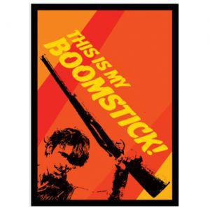 Protèges Cartes illustrées  50 Pochettes - Boomstick