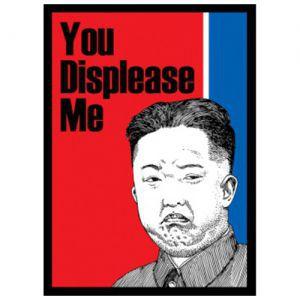 Protèges Cartes illustrées Accessoires Pour Cartes 50 Pochettes - Grumpy Kim