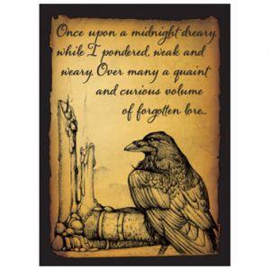 Protèges Cartes illustrées Accessoires Pour Cartes 50 Pochettes Legion - Raven (corbeau) - ACC