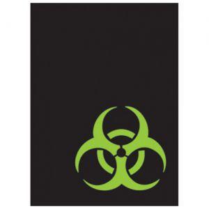 Protèges Cartes illustrées Accessoires Pour Cartes 50 Pochettes - Biohazard