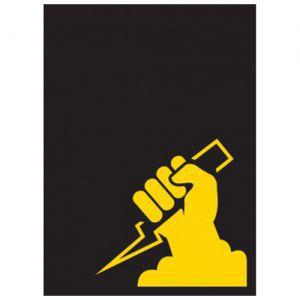 Protèges Cartes illustrées Accessoires Pour Cartes 50 Pochettes - Bolt