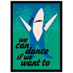 Protèges Cartes illustrées  50 Pochettes - Shark