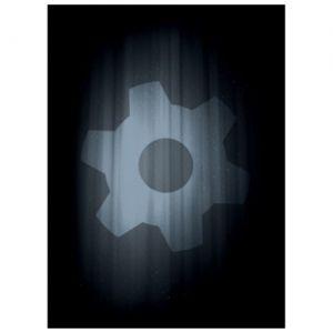 Protèges Cartes illustrées Accessoires Pour Cartes 50 Pochettes Legion - Gear (écrou Blanc) - ACC