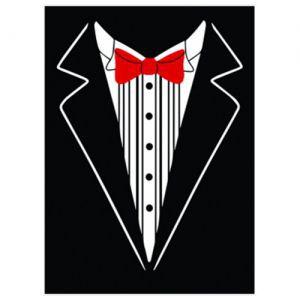 Protèges Cartes illustrées  50 Pochettes - Tuxedo
