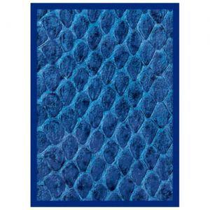 Protèges Cartes Accessoires Pour Cartes Sleeves - Dragon Hide - 50 Pochettes - Blue