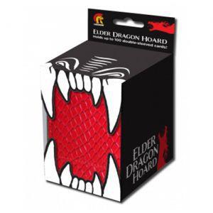 Boites de Rangements Accessoires Pour Cartes Deck Box - Elder Dragon Hoard - Red