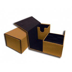 Boites de Rangements Accessoires Pour Cartes Deck Box Legion - Elder Dragon Vault - Or Double - ACC
