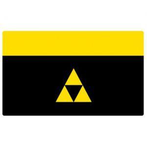 Tapis de Jeu Accessoires Pour Cartes Tapis De Jeu Legion - Playmat - Triforce - ACC