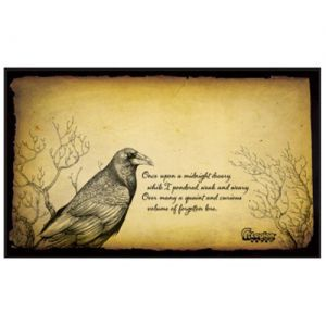 Tapis de Jeu Playmat - Raven