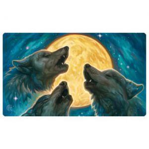 Tapis de Jeu Accessoires Pour Cartes Tapis De Jeu Legion - Playmat - 3 Wolf Moon  - ACC