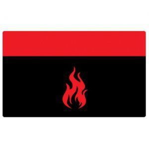 Tapis de Jeu Accessoires Pour Cartes Tapis De Jeu Legion - Playmat -  Fire  - ACC