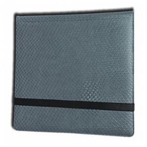 Classeurs et Portfolios Accessoires Pour Cartes Binder - Dragon Hide - 12 Cases - Grey