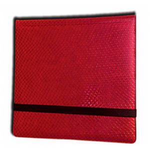 Classeurs et Portfolios Accessoires Pour Cartes Binder - Dragon Hide - 12 Cases - Red