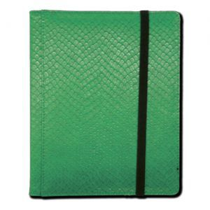 Classeurs et Portfolios  Binder - Dragon Hide - 4 Cases - Green