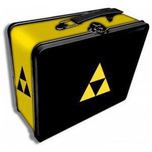 Boites de rangement illustrées Accessoires Pour Cartes Deck Box - Legion - Triforce Tin Métal - ACC