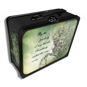 Boites de rangement illustrées  Deck Box - Legion - Something Wicked Tin Métal - ACC