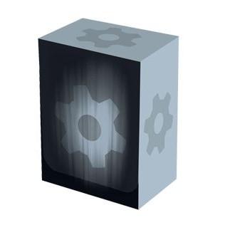 Boites de rangement illustrées Accessoires Pour Cartes Deck Box Legion - Gear  - ACC