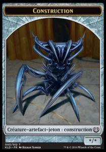 Token Magic Token/Jeton - Kaladesh - 03/12 Construction