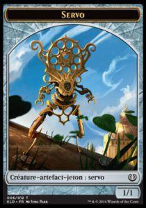 Tokens Magic Accessoires Pour Cartes Token/Jeton - Kaladesh - Servo 006/012
