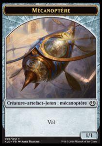 Tokens Magic Accessoires Pour Cartes Token/Jeton - Kaladesh - Mécanoptère 007/012