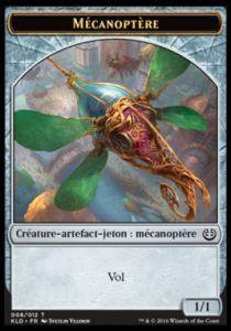 Tokens Magic Accessoires Pour Cartes Token/Jeton - Kaladesh - Mécanoptère 008/012