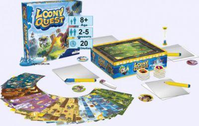 Autres jeux de plateau Loony Quest