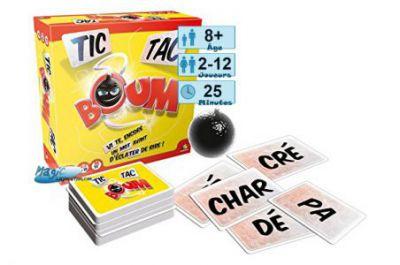 Autres jeux de plateau TIC TAC Boum