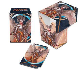 Boites de rangement illustrées Accessoires Pour Cartes Deck Box Ultra Pro - Kaladesh - Angel Of Invention - ACC