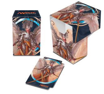 Boites de rangement illustrées  Kaladesh - Deck Box - Angel Of Invention