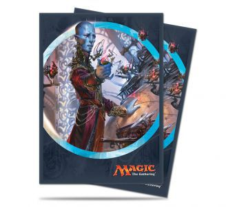 Protèges Cartes illustrées Magic the Gathering Kaladesh - Dovin Baan