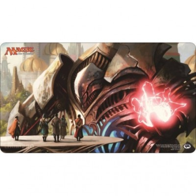 Tapis de Jeu Magic the Gathering Playmat - Kaladesh - Combustible Gearhulk