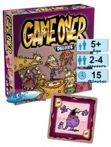 Autres jeux de plateau Game Over Deluxe