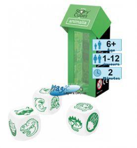 Autres petits jeux Story Cubes Animalia