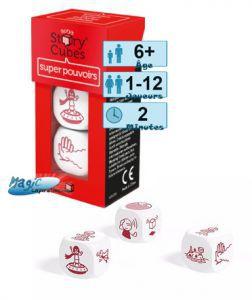 Autres petits jeux Petits Jeux Story Cubes Super Pouvoirs