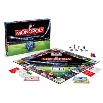 Autres jeux de plateau Paris Saint-Germain 2015 - Monopoly