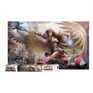 Tapis de Jeu Accessoires Pour Cartes Playmat - Avenging Angel