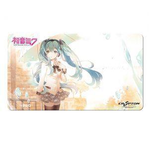 Tapis de Jeu Accessoires Pour Cartes Tapis De Jeu Ultra Pro - Playmat - Hatsune Miku - Rain - ACC