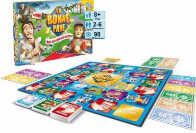 Autres jeux de plateau Jeux de Plateau La Bonne Paye