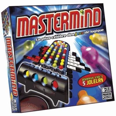 Incontournables Petits Jeux Mastermind