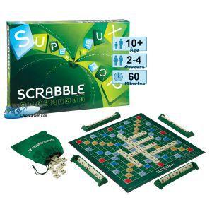 Autres jeux de plateau Jeux de Plateau Scrabble Classique