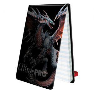 Dés et compteurs Accessoires Pour Cartes Score Keeping Ultra Pro - Black Dragon - Life Pad - ACC