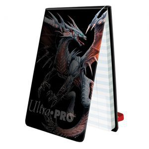 Dés et compteurs  Score Keeping - Life Pad - Black Dragon